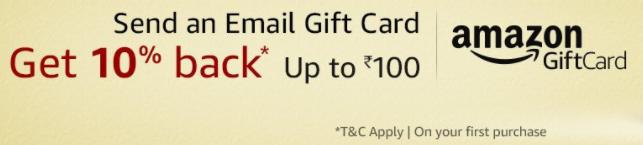 Amazon GC CB Offer